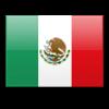 bandera Mexico icono